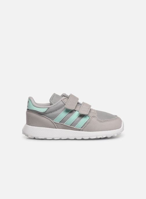 Trainers adidas originals FOREST GROVE CF I Grey back view