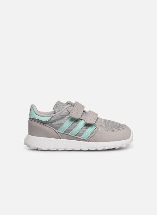 Sneakers adidas originals FOREST GROVE CF I Grijs achterkant
