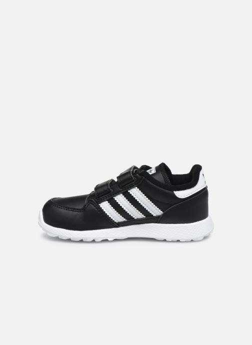 Sneakers adidas originals FOREST GROVE CF I Nero immagine frontale