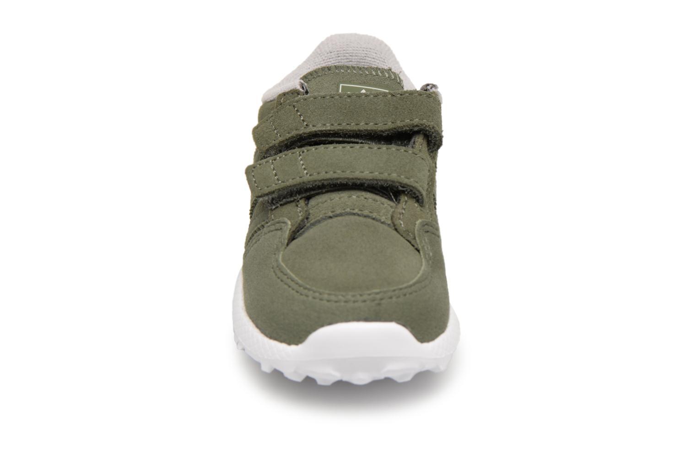 Baskets Adidas Originals FOREST GROVE CF I Vert vue portées chaussures