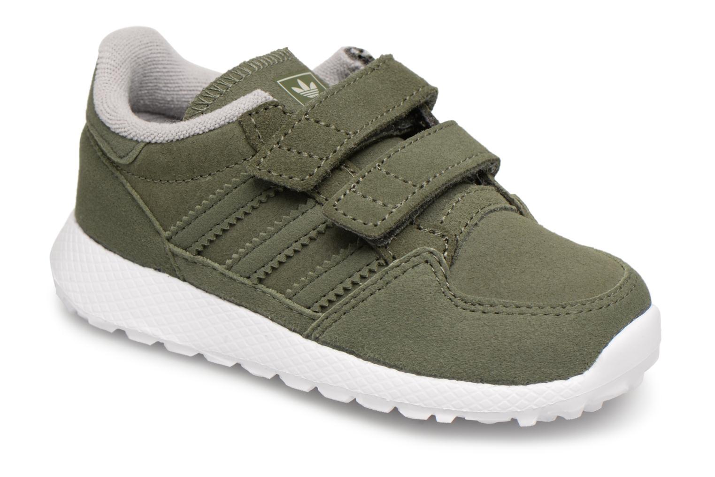Sneakers Adidas Originals FOREST GROVE CF I Verde vedi dettaglio/paio