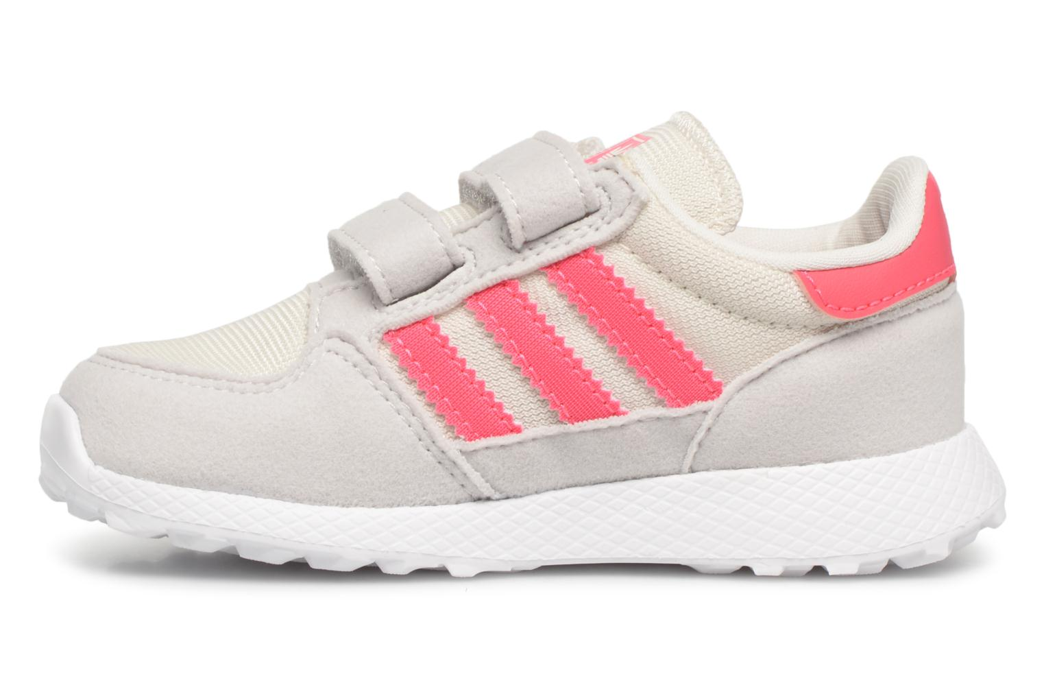 Sneakers Adidas Originals FOREST GROVE CF I Bianco immagine frontale