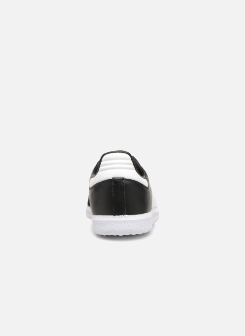 Sneakers adidas originals SAMBA OG J Zwart rechts