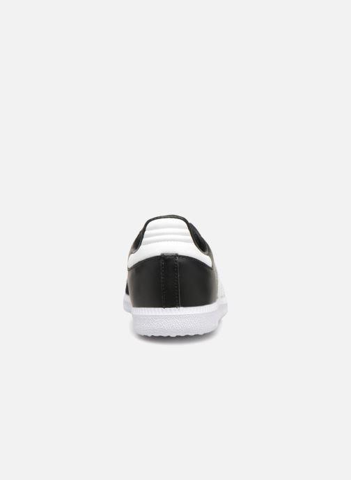 Baskets adidas originals SAMBA OG J Noir vue droite