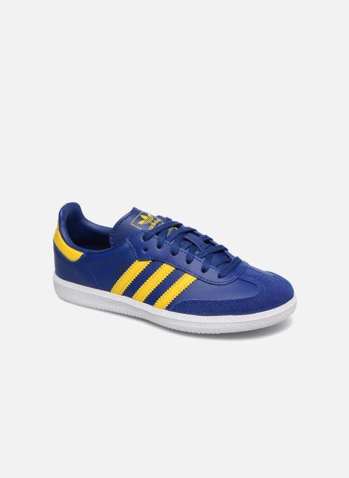 Netherlands Adidas Samba Baby Blau E99cd 16ebd