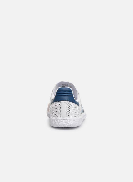 Sneaker adidas originals SAMBA OG C weiß ansicht von rechts