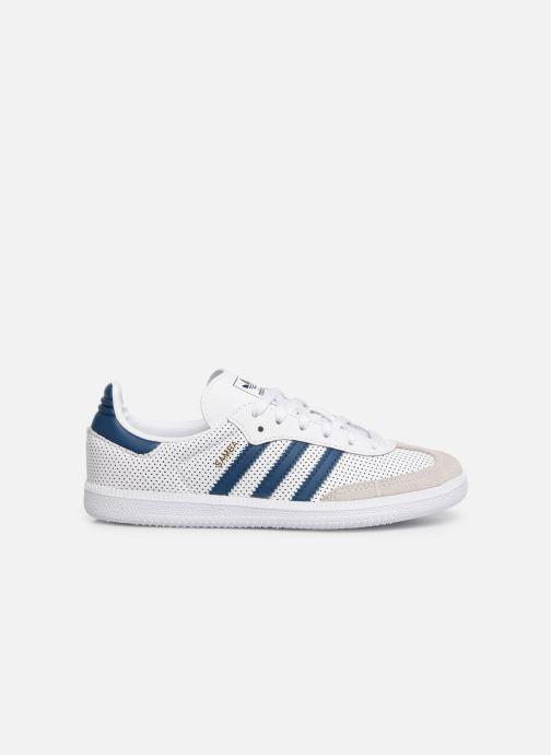 Sneaker adidas originals SAMBA OG C weiß ansicht von hinten