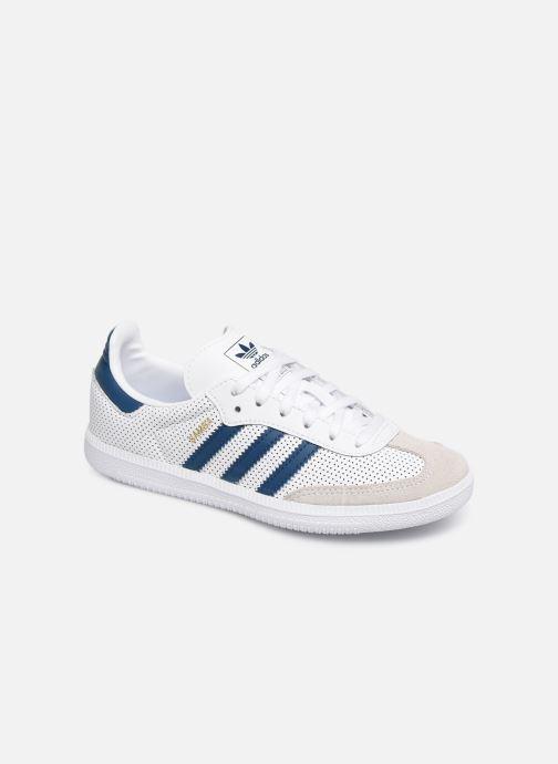 Sneaker adidas originals SAMBA OG C weiß detaillierte ansicht/modell