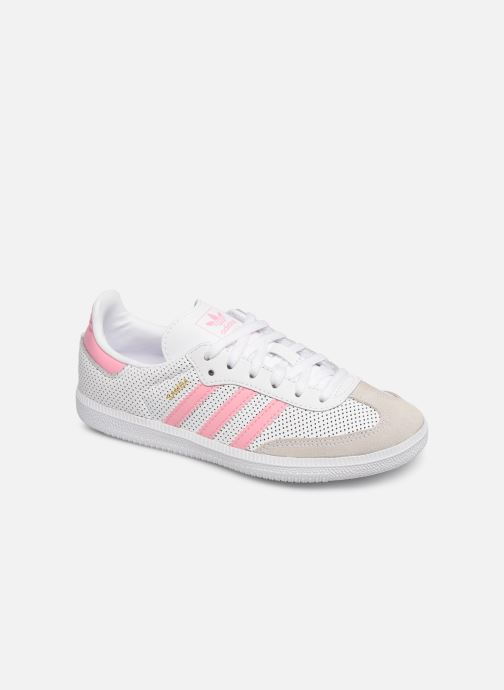 Sneakers adidas originals SAMBA OG C Wit detail