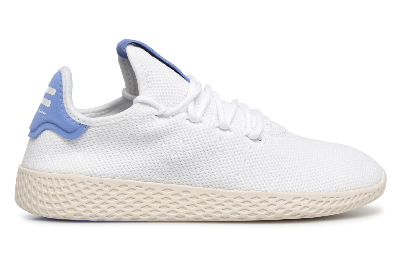 Baskets Adidas Originals PW TENNIS HU J 2 Blanc vue derrière
