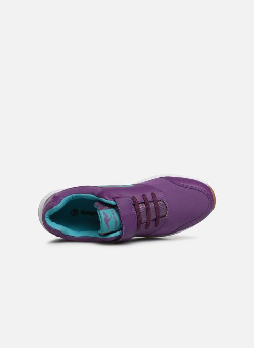 Sneaker Kangaroos Rodo EV II lila ansicht von links