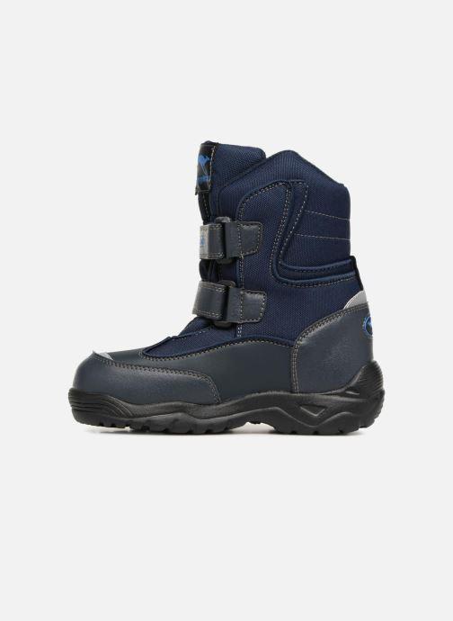 Chaussures de sport Kangaroos Lenoxx II Bleu vue face