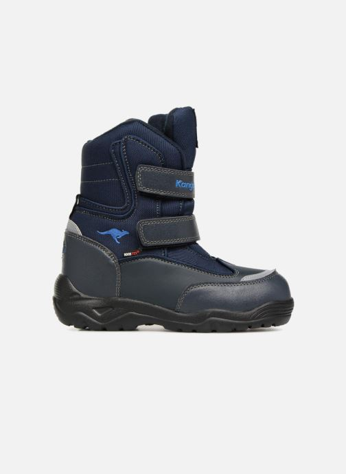 Chaussures de sport Kangaroos Lenoxx II Bleu vue derrière