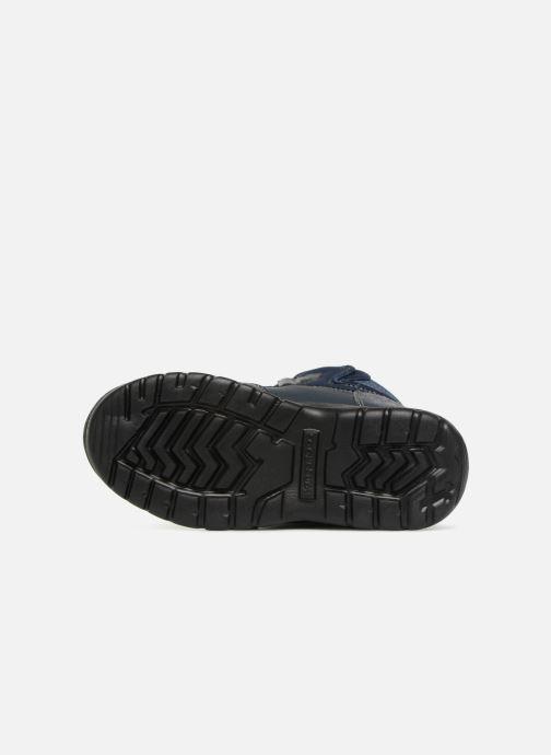 Chaussures de sport Kangaroos Lenoxx II Bleu vue haut