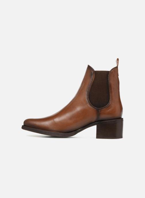 Bottines et boots PintoDiBlu 79260 Marron vue face