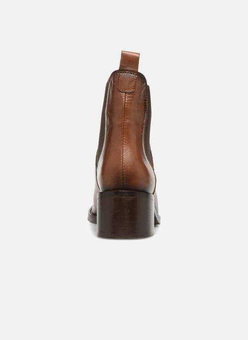 Bottines et boots PintoDiBlu 79260 Marron vue droite