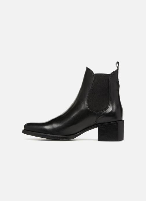 Bottines et boots PintoDiBlu 79260 Noir vue face