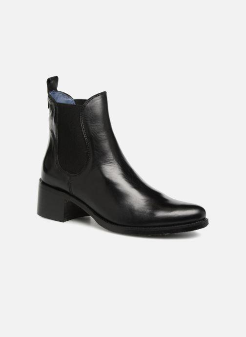 Boots en enkellaarsjes PintoDiBlu 79260 Zwart detail