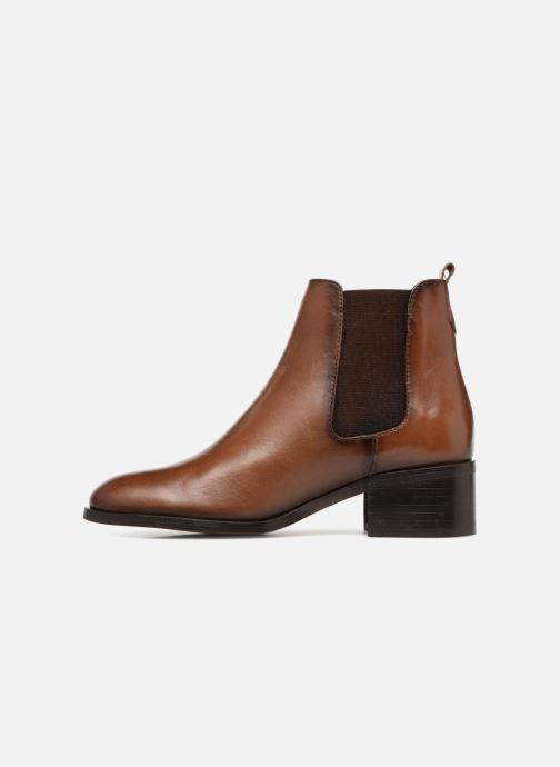 Bottines et boots PintoDiBlu 62842 Marron vue face