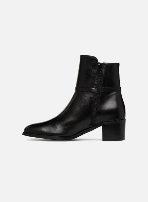 Bottines et boots PintoDiBlu 9851 Noir vue face