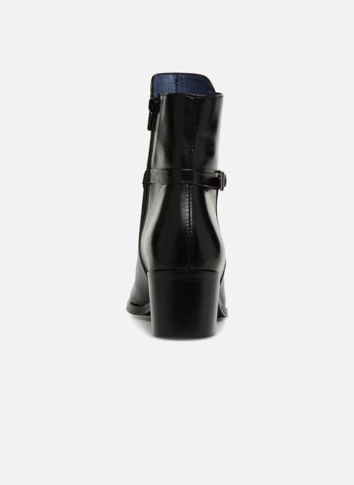 Bottines et boots PintoDiBlu 9851 Noir vue droite