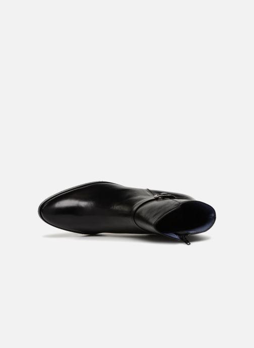 Bottines et boots PintoDiBlu 9851 Noir vue gauche