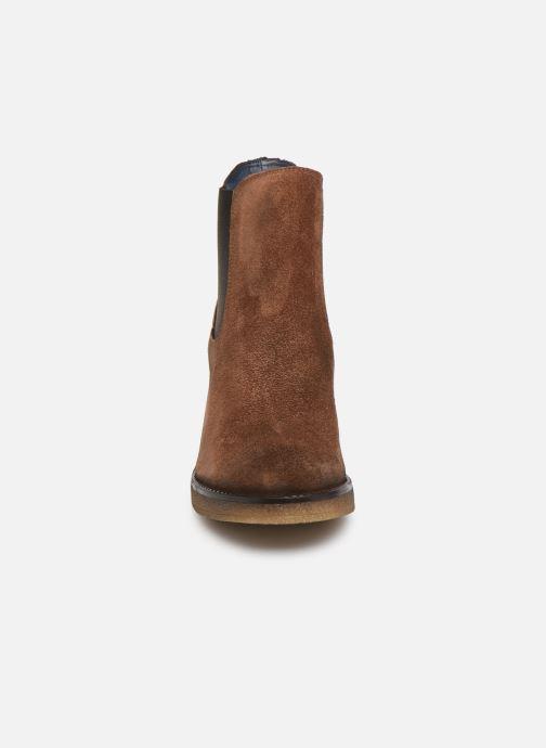 Bottines et boots PintoDiBlu 73132 Marron vue portées chaussures