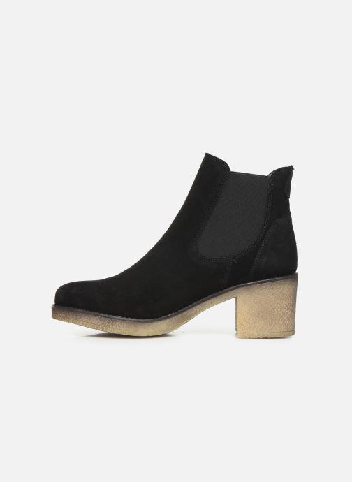 Boots en enkellaarsjes PintoDiBlu 73132 Zwart voorkant