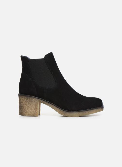 Boots en enkellaarsjes PintoDiBlu 73132 Zwart achterkant