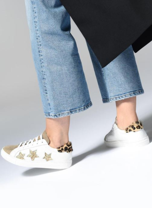 Sneakers Les Tropéziennes par M Belarbi NICKY Wit onder