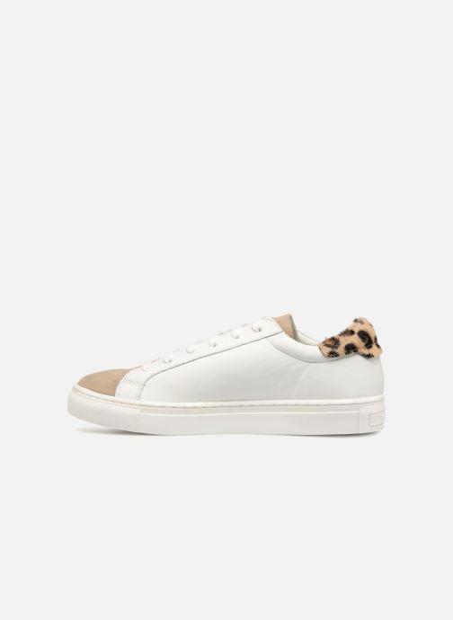 Sneakers Les Tropéziennes par M Belarbi NICKY Wit voorkant