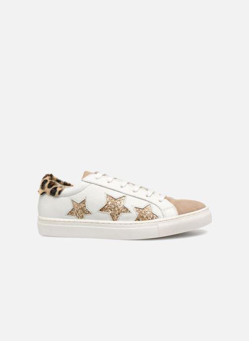 Sneakers Les Tropéziennes par M Belarbi NICKY Wit achterkant