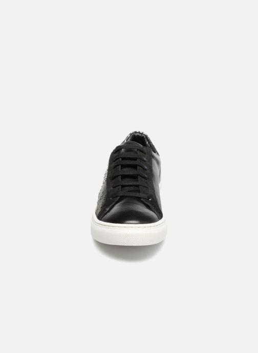 Baskets Les Tropéziennes par M Belarbi NIGEL Noir vue portées chaussures