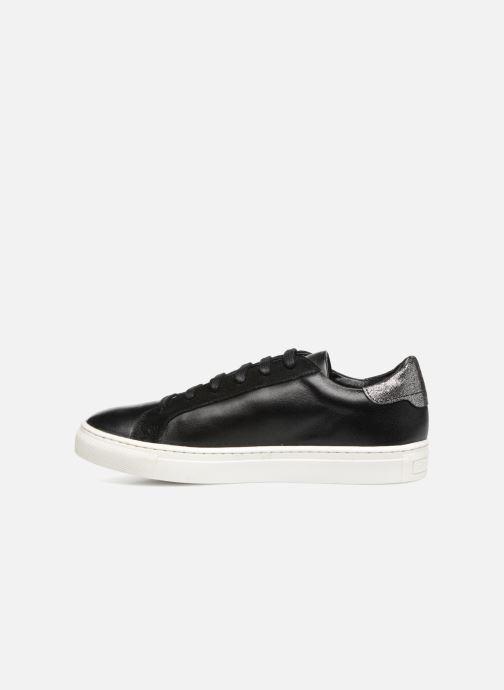 Sneakers Les Tropéziennes par M Belarbi NIGEL Zwart voorkant