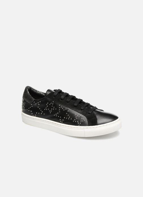 Sneakers Les Tropéziennes par M Belarbi NIGEL Zwart detail