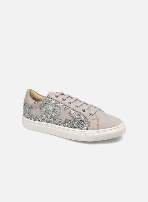 Sneakers Les Tropéziennes par M Belarbi NORTON Sølv detaljeret billede af skoene