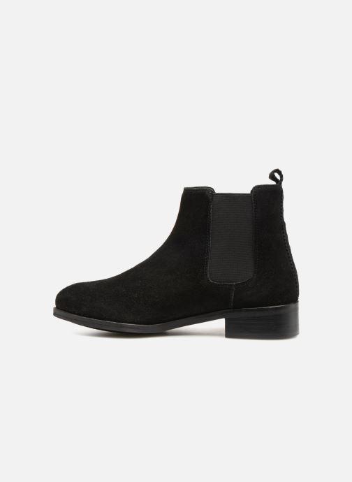 Bottines et boots Les Tropéziennes par M Belarbi MERINGUE Noir vue face