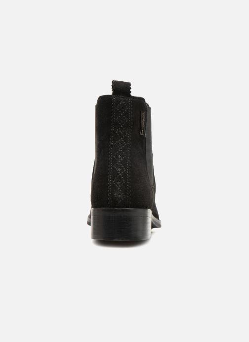 Bottines et boots Les Tropéziennes par M Belarbi MERINGUE Noir vue droite