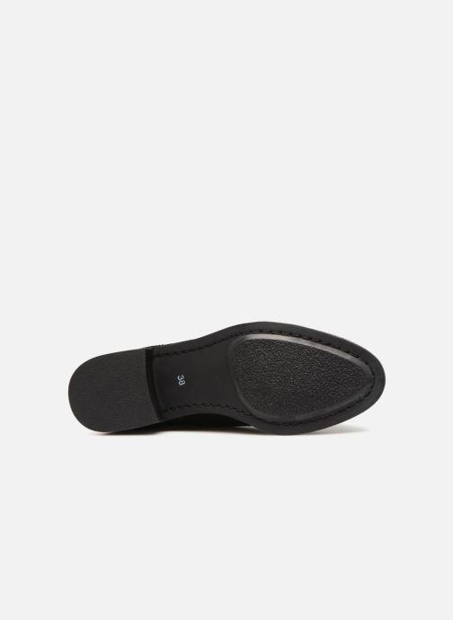 Boots en enkellaarsjes Les Tropéziennes par M Belarbi MERINGUE Zwart boven