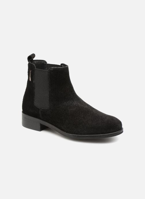 Bottines et boots Les Tropéziennes par M Belarbi MERINGUE Noir vue détail/paire