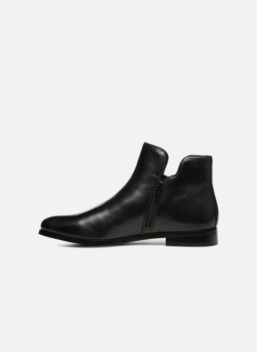 Bottines et boots Les Tropéziennes par M Belarbi MIKITA Noir vue face