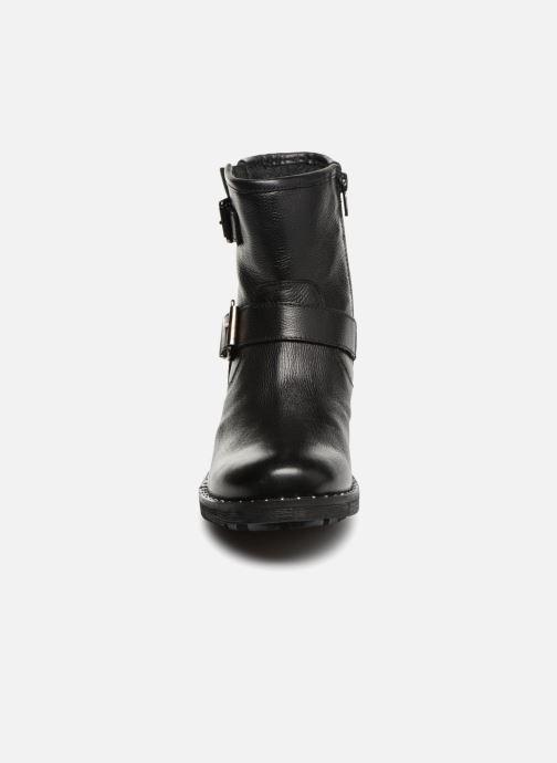 Bottines et boots Les Tropéziennes par M Belarbi LALIE Noir vue portées chaussures