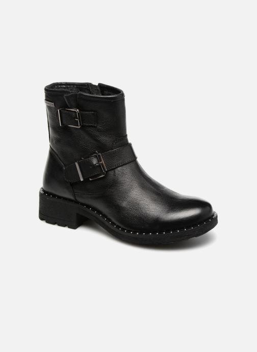 Bottines et boots Les Tropéziennes par M Belarbi LALIE Noir vue détail/paire