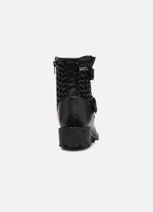 Bottines et boots Les Tropéziennes par M Belarbi LORALINE Noir vue droite
