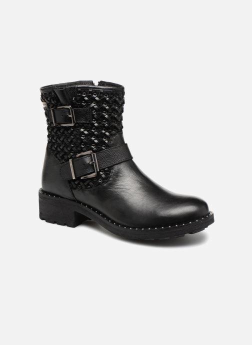 Bottines et boots Les Tropéziennes par M Belarbi LORALINE Noir vue détail/paire