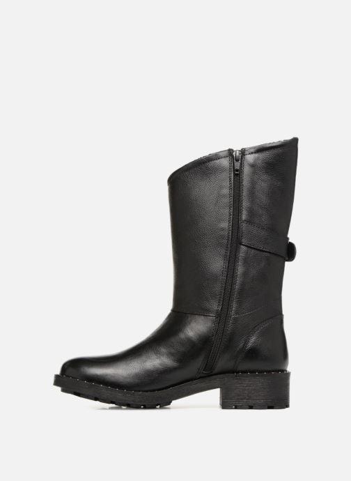 Bottines et boots Les Tropéziennes par M Belarbi ANCLOU Noir vue face