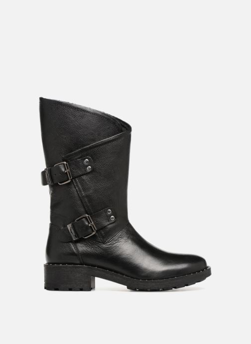 Bottines et boots Les Tropéziennes par M Belarbi ANCLOU Noir vue derrière