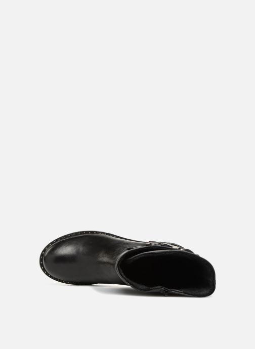 Bottines et boots Les Tropéziennes par M Belarbi ANCLOU Noir vue gauche