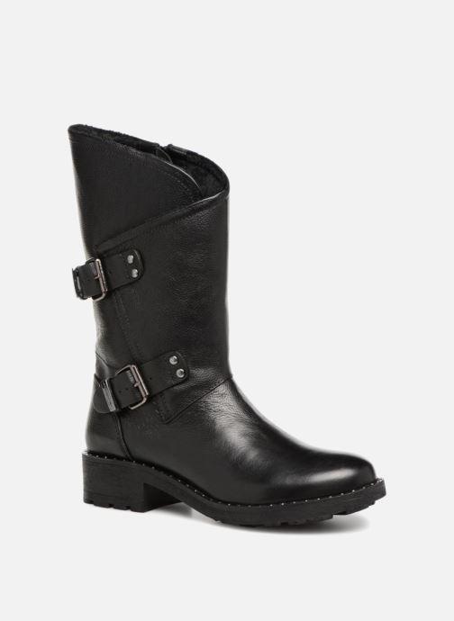 Bottines et boots Les Tropéziennes par M Belarbi ANCLOU Noir vue détail/paire