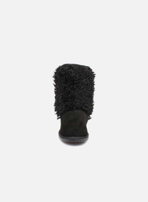 Bottes Les Tropéziennes par M Belarbi CHAZEL Noir vue portées chaussures